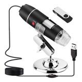 Mini Microscopio Digital Usb Led 1000x Zoom