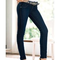Padrisimos Jeans Strech Marca Tania Talla 13 Nuevos Y Etique