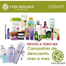 Fragancias Yves Rocher Catalogo Por Cada Temporada