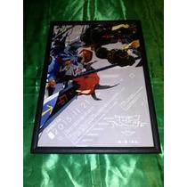 Poster De Digimon Con Marco Y Vidrio 40x28