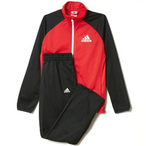 Pants Con Sudadera Training Entry Para Niño Adidas Ab5202