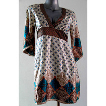 Vestido Hippie Poetry Clothing Talla S Solo $ 150.00