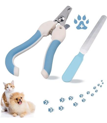 Kit De Alicates Y Limas Para Cortar Uñas De Mascotas