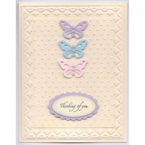 Scrapbook Perforadora Mariposa Papel Punch Cortar Tarjeta