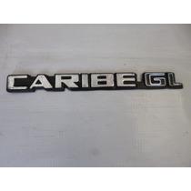 Vw Caribe Gl Emblema Trasero 74-87 Autos Mk1 A1 Nuevo