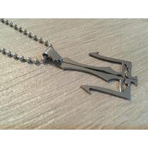 Collar Tridente Poseidon Percy Jackson
