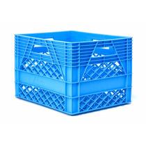 Caja De Plastico Lechera De 20 Litros 44 X 33 X 27 H
