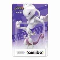 Amiibo Mewtwo Super Smash Bros Nuevo Nintendo Wii U / 3ds