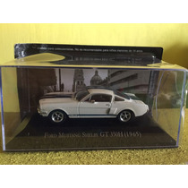 Ford Mustang Shelby Gt 350h (1965) Escala 1:50