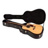 Guitarra Electroacústica Cd-140sce Fender, Nogal, Natural