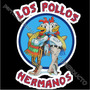 Playera Los Pollos Hermanos Breaking Bad Fn4