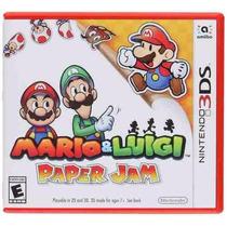 Mario Y & Luigi: Paper Jam