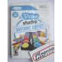 U Draw Studio Instant Artist De Nintendo Wii Completo Dibujo