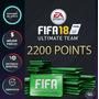 [origin] Fifa 18 - 2.200 Fut Points  - Código Digital