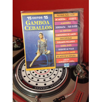 Coma Dj - Gamboa Ceballos - Acetato Vinyl, Lp