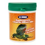 Suplemento Para Reptiles Calcio Y Minerales 135 Grs