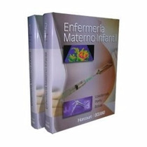 Enfermeria Materno Infantil 2 Tomos Libro Completo En Pdf