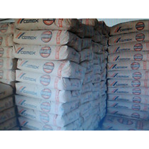 Cemento Monterrey 50kg Gris 128 Pesos Bulto 2560 Tn