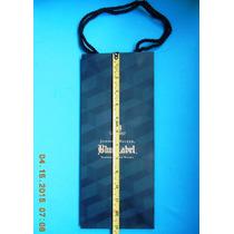 Bolsas De Asa P/botella Johnnie Walker Blue Label 05 Piezas