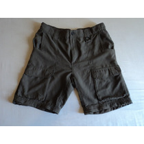 Short Boy Scout Original_usado Talla 32