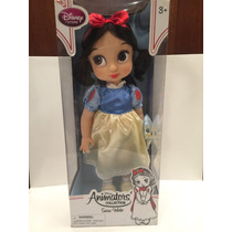 Blanca Nieves Muñeca Animators Princesa Disney Store 40cm