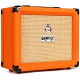 Amplificador De Guitarra Orange Crush 20rt 20w 1x8