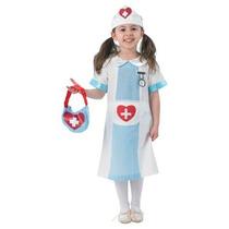 Traje De Enfermera - Niños L - Fiesta De Disfraces Del Hosp