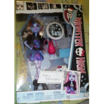 Abbey Bominable Hija De Yeti Linea Escolar Monster High
