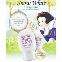 Secret Key Snow White Spot Gel Aclarador Manchas De La Piel
