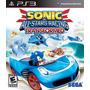 Sonic All Star Racing Transformed Allstars Ps3 Playstation 3