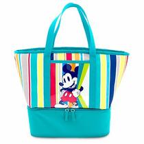 Bolsa Playa Termica Mickey Mouse Summer Disney Store 2016
