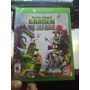 Plants Vs Zombies Garden Warfare Xbox One Nuevo Sellado