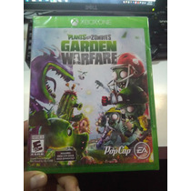Plants Vs Zombies Garden Warfare Xbox One Nuevo Sellado