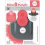 Perforadora De Orillas Circular Mini 8 Punch Modelo Doily