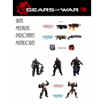 Skins Transparentes Gear Of War 3
