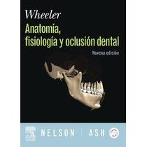 Anatomía, Fisiología Y Oclusión Dental 9ª Ed Wheeler Digital