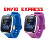 Reloj Kidizoom Vtech Smart Watch Dx Azul Violeta Niño / Niña
