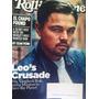 Leonardo Dicaprio Revista Rolling Stone