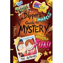 Libro Gravity Falls Dipper