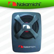 Buen Fin Nakamichi Subwoofer Activo 8 Con Potencia 150rms