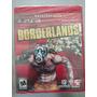 Borderlands Ps3 Disco Fisico Nuevo Sellado Original