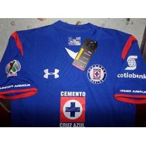 Jersey Cruz Azul 2014 - 2015 /remate/ Ultimas Piezas