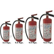 Extintor, Extintores Polvo Químico Seco, Extinguidores