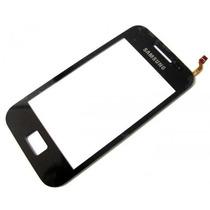 Touch Digitalizador Samsung Galaxy Ace S5830 Bco Y Negro