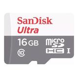 Tarjeta De Memoria Sandisk Sdsquns-016g-gn3ma Ultra 16gb