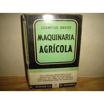 Maquinaria Agrícola - Cornelius Davies - 1956