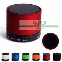 Bocina Bluetooth Recargable Lector Micro Sd Auxiliar Potente