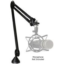 Brazo Profesional De Estudio Para Microfono Rode Psa1