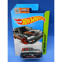 2013 Hot Wheels 90 Honda Civic Ef Negro # 197 Hw Workshop