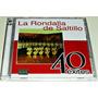 Cd Doble La Rondalla De Saltillo / 40 Exitos Seminuevo